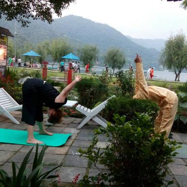 Yoga Retreats Nepal, Yoga in Nepal
